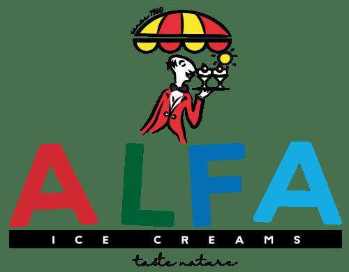 ALFA ice creams